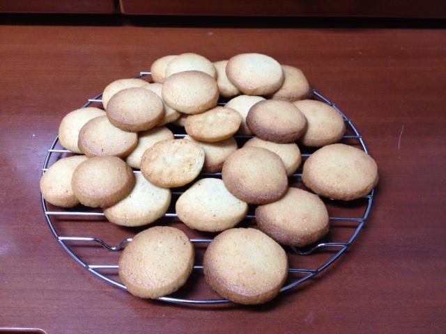 花粉症記念クッキー