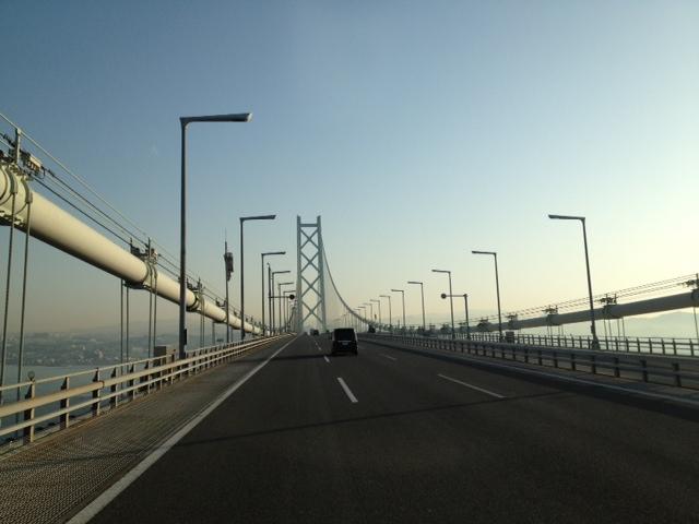 明石海峡大橋15周年