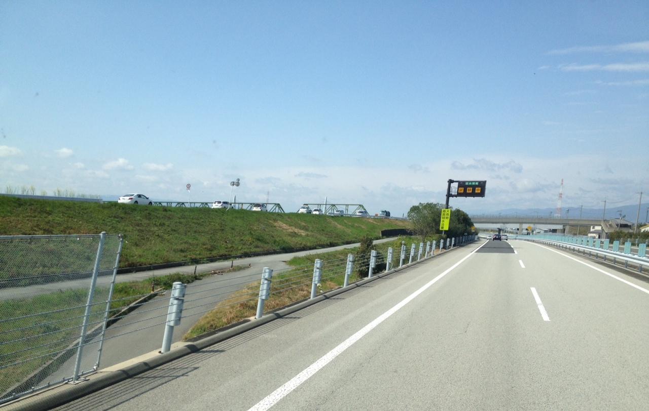 吉野川北岸