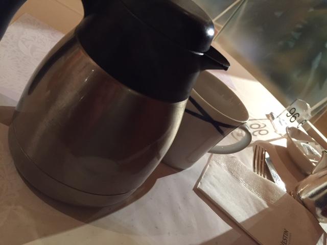 ちょいと遅めのモーニングコーヒー