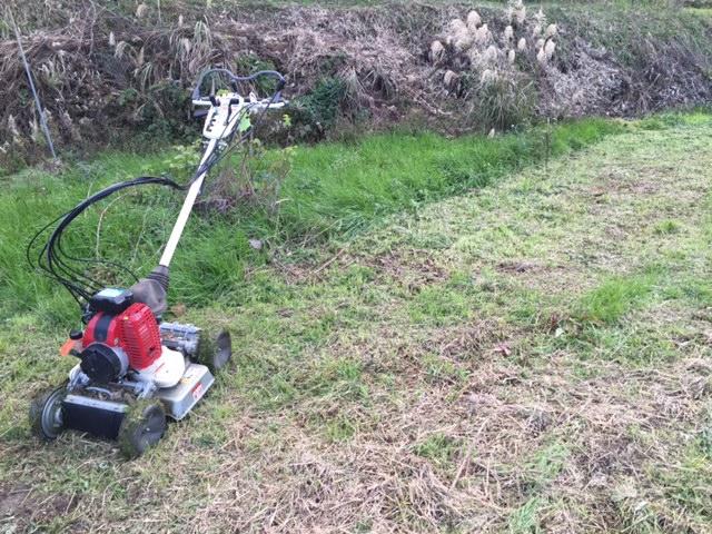 草刈り続き
