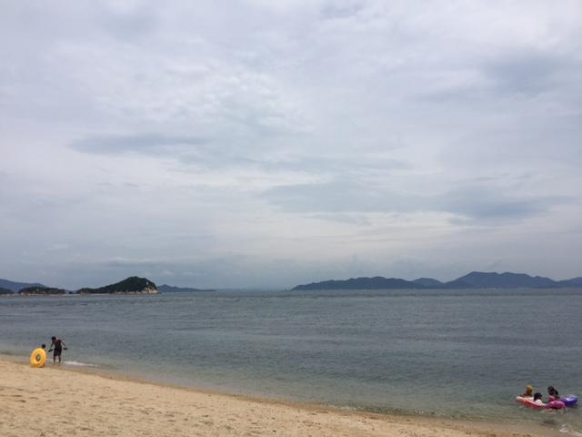 海の日だから